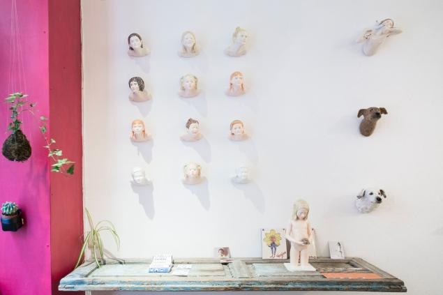 Collezione Heads