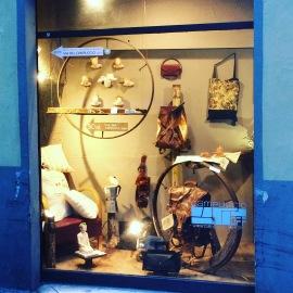 La vetrina espositiva di Campucc10