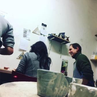 Workshop con Giovanni Garuglieri, crea la tua tazzina.