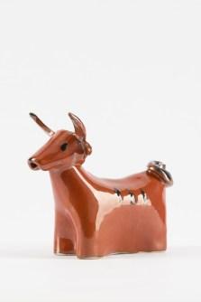 """Giovanni Garuglieri, """"Toro"""" da collezione Infanzia Primitiva"""