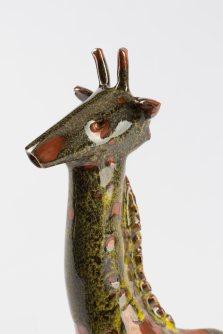 """Giovanni Garuglieri, """"Giraffa"""" da collezione Infanzia Primitiva"""
