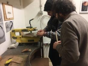 Tiki Taka, workshop automi in Molletta.